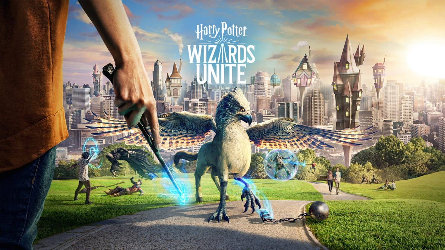 All You Need To Know About Harry Potter: Wizards Unite New Game