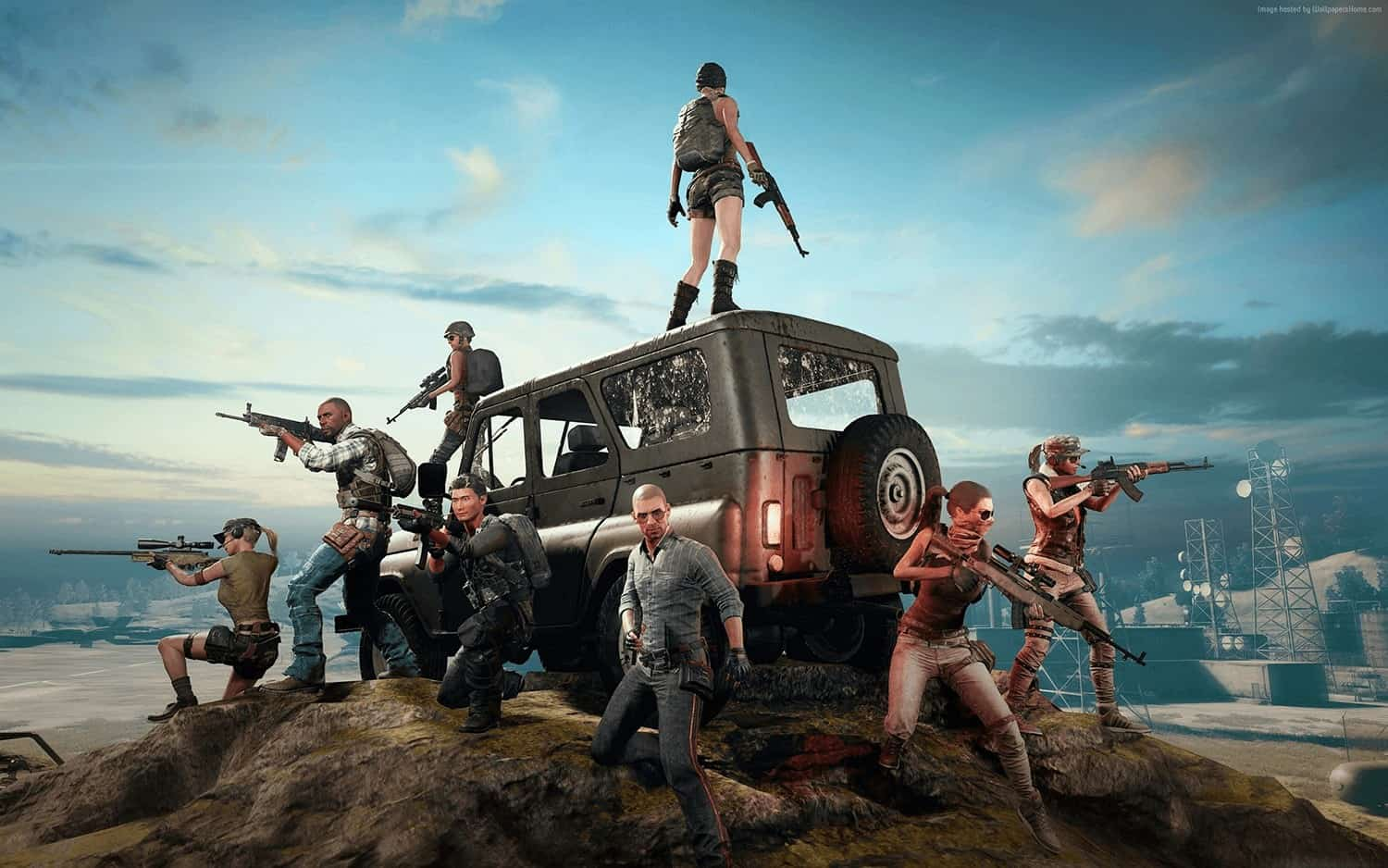 Android PUBG Mobile