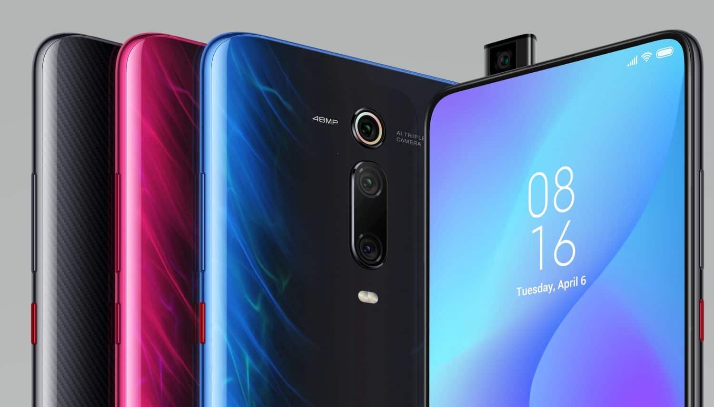 Xiaomi Mi 9t Design and Screen