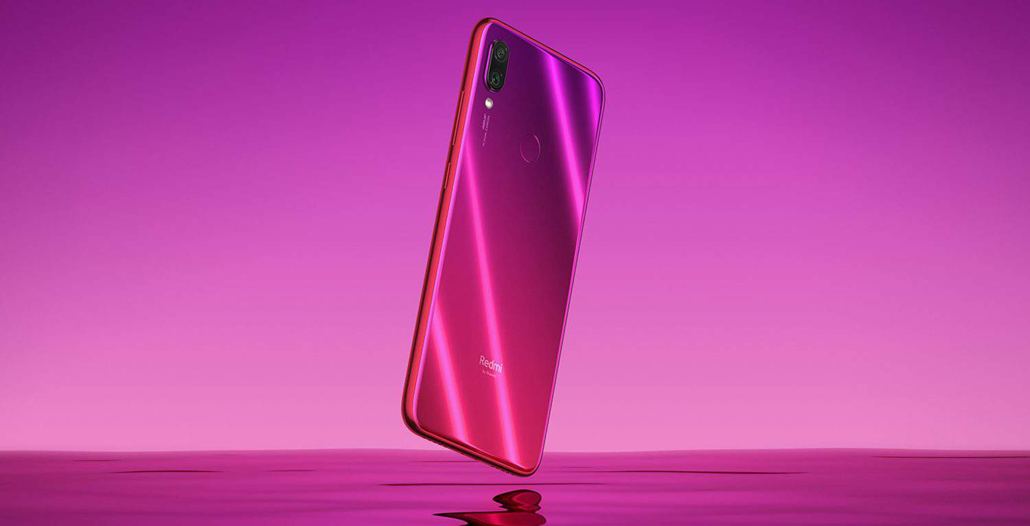Xiaomi Redmi Note 7 Battery and Operating System