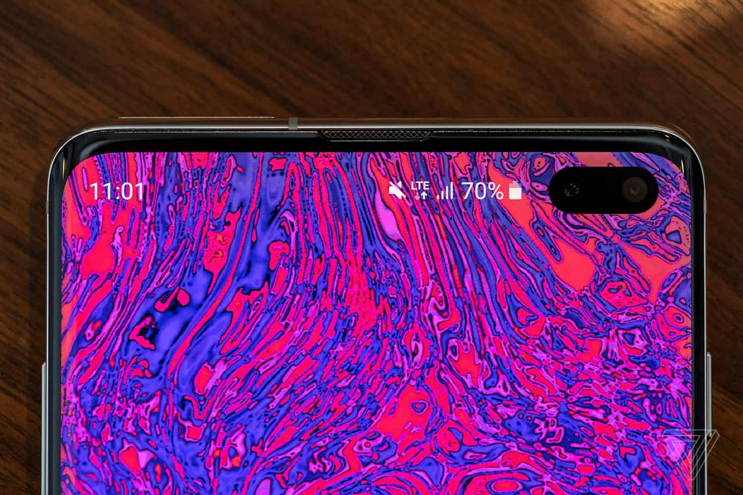 Galaxy S10 Plus configurations