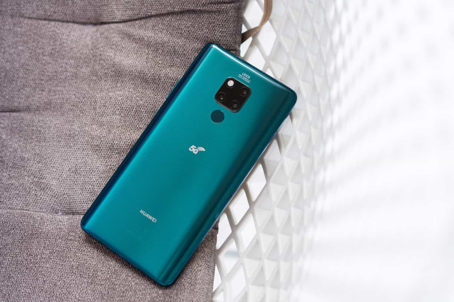 Huawei Mate 20X 5G battery