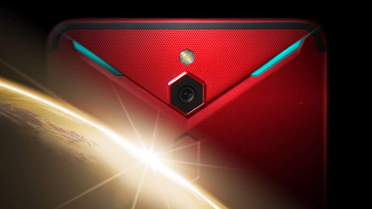 Red Magic 3 design
