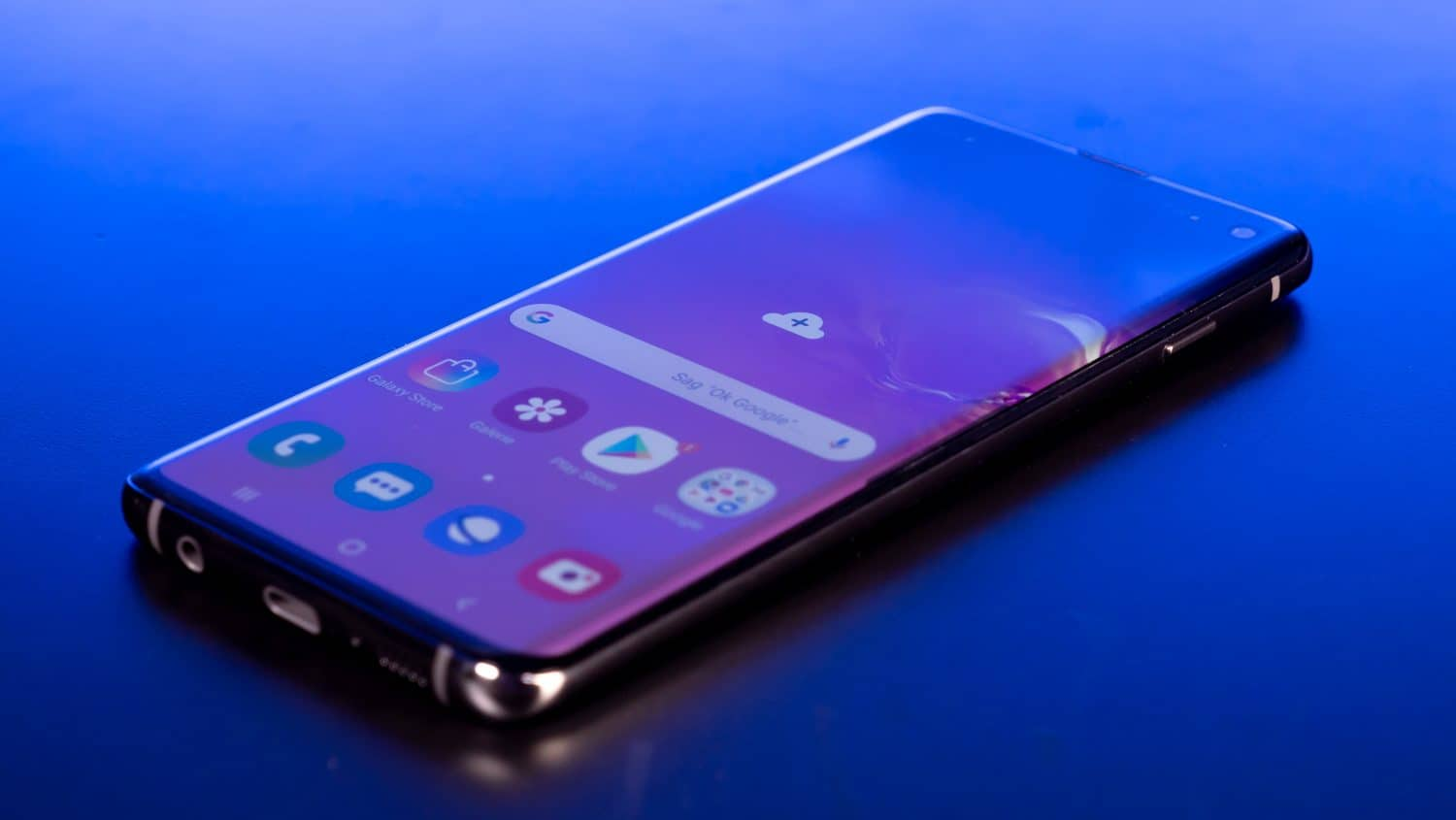 Samsung Galaxy S10 Review performance
